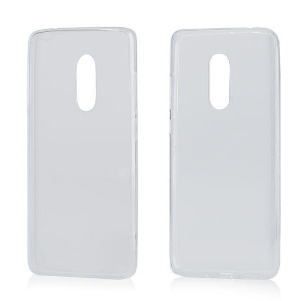 Schutzhülle Transparent für Xiaomi REDMI Note 4